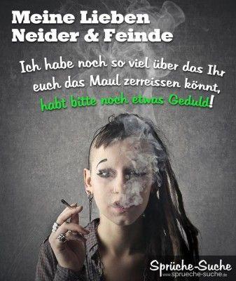 sprüche neider feinde Coole Sprüche über Feinde & Neider | Spruchkästchen | Quotes und Humor sprüche neider feinde