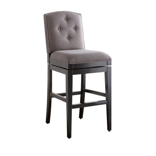 Found it at Wayfair - Roscoe 26  Swivel Bar Stool with Cushion  sc 1 st  Pinterest : 26 swivel counter stool - islam-shia.org