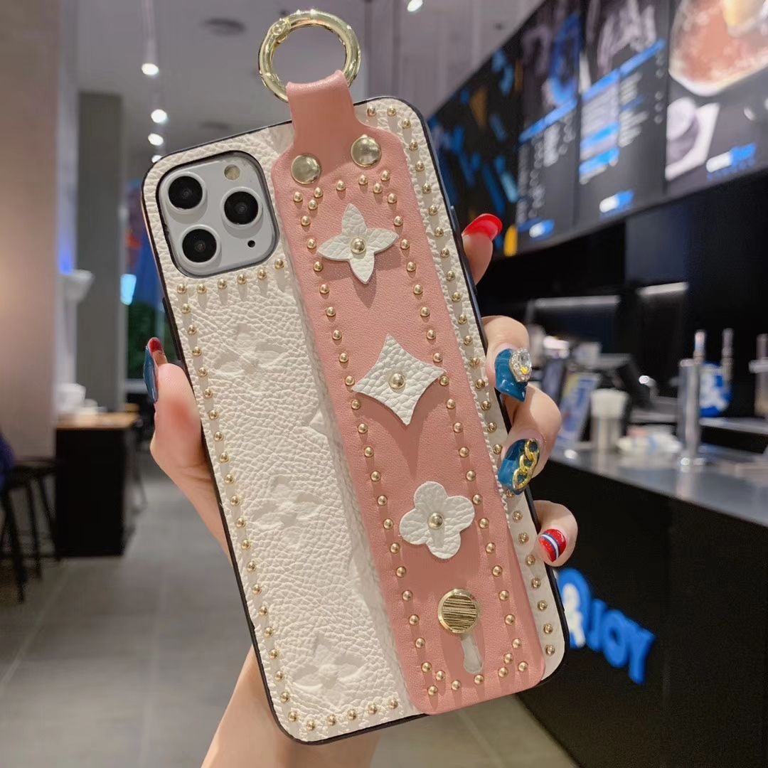 3654 lv nonslip support leather case for iphone 11 pro