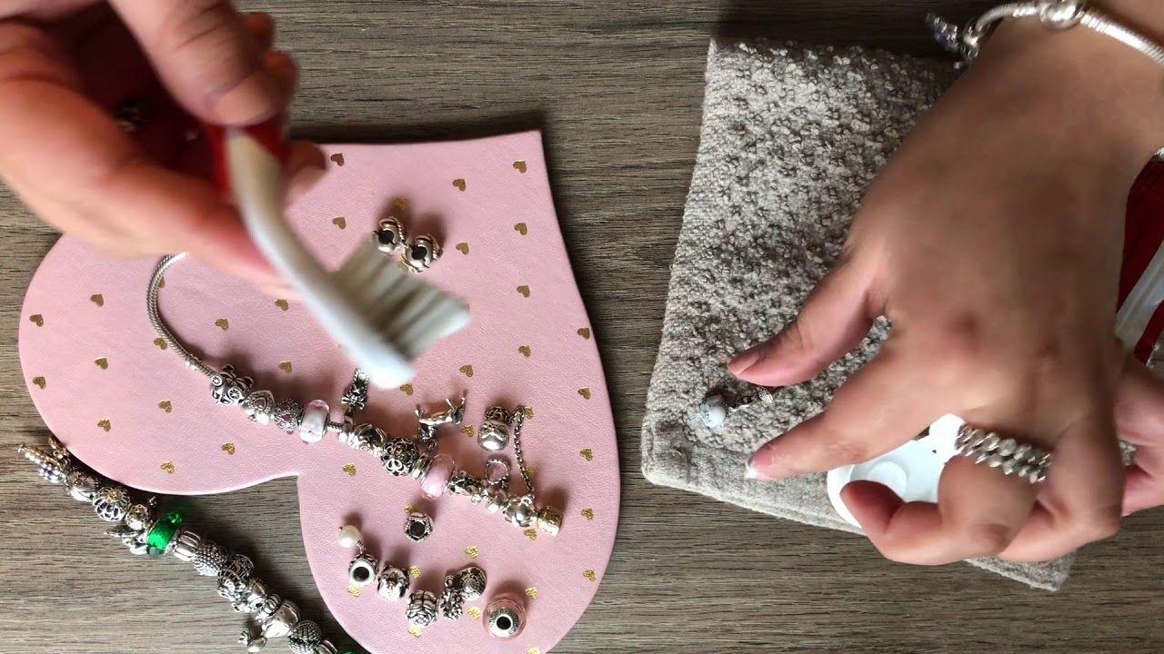 How to Clean Pandora Bracelet Secret to Removing Tarnish
