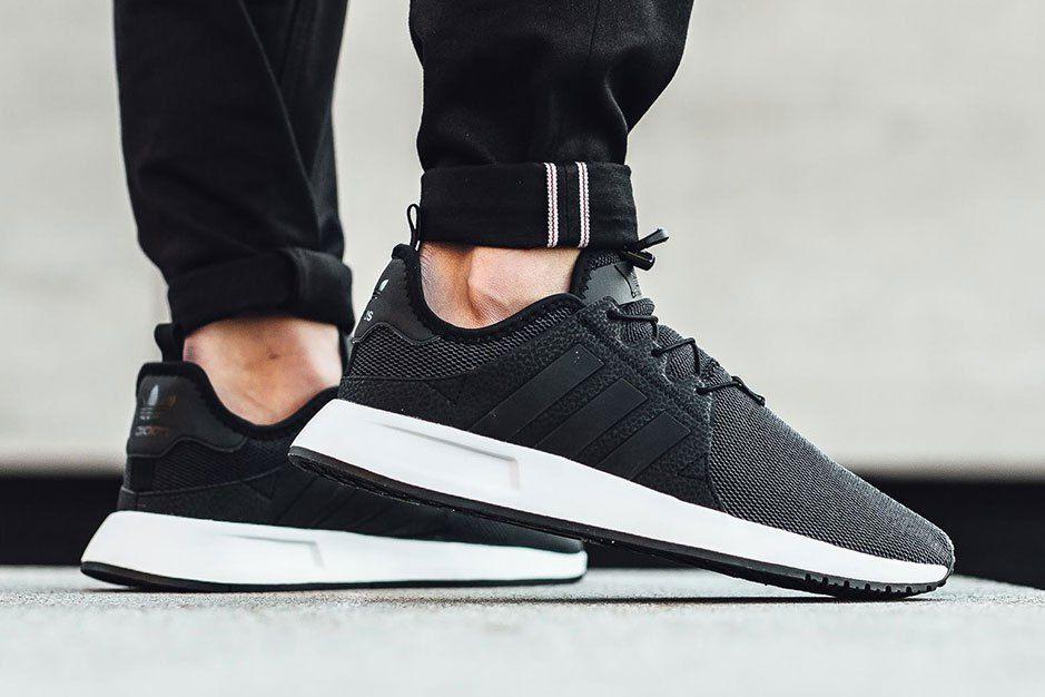 adidas X plr Sneaker Gets A Core Black Colorway  1c6d3cd2a
