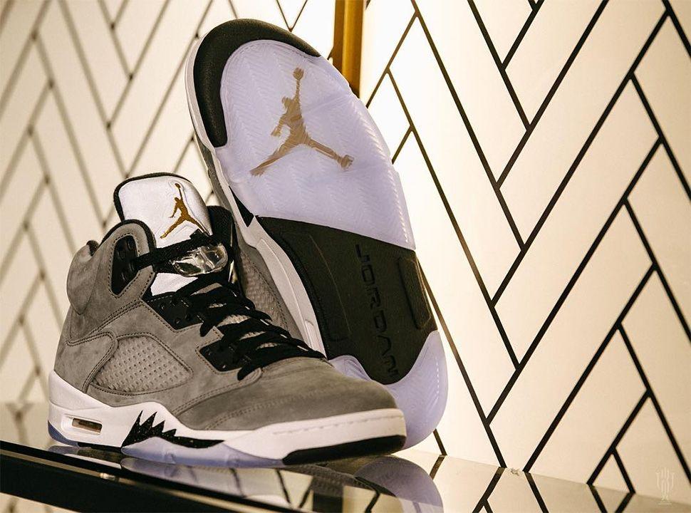 purchase cheap a96cb 83bc9 First Look  Trophy Room x Air Jordan 5 Retro - EU Kicks  Sneaker Magazine