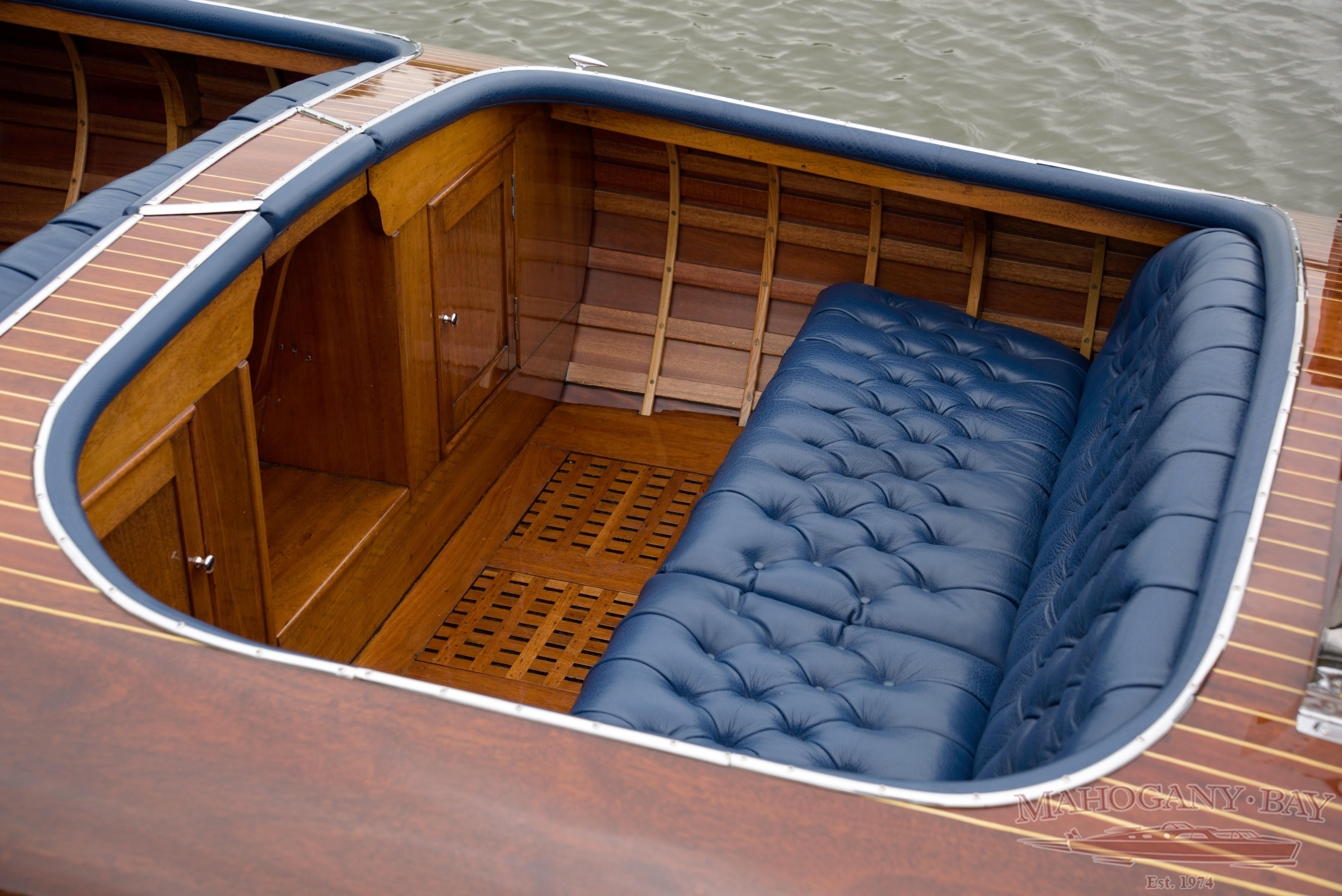1939 24 Greavette Streamliner Classic Wooden Boats