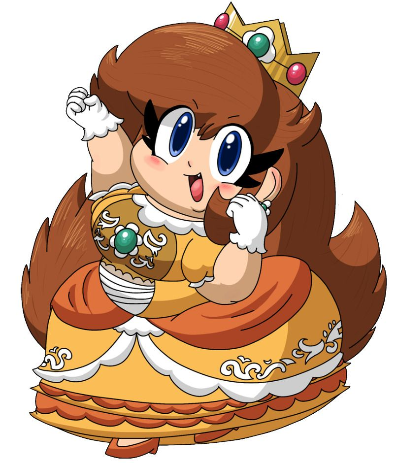 One Of The Cutest Daisy Ever By Bwglite Https Www Deviantart Com Bwglite Check It To See The Palette Swaps Of It Wearedaisy Princessdaisy S