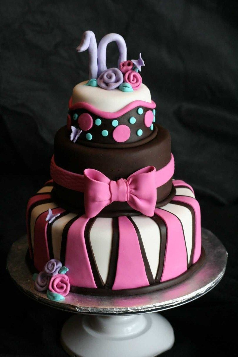 32 Amazing Picture Of Birthday Cakes For 10 Year Olds Cool Old Boy Party Ideas Delicious Pinterest