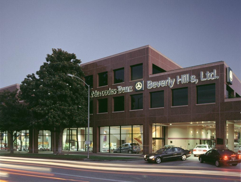 Mercedes Benz Beverly Hills >> Welcome To Mercedes Benz Of Beverly Hills Beverly Hills