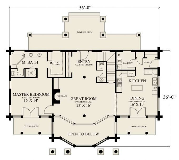 1200 Sq Ft Open Floor House Plans Google Search Open Floor