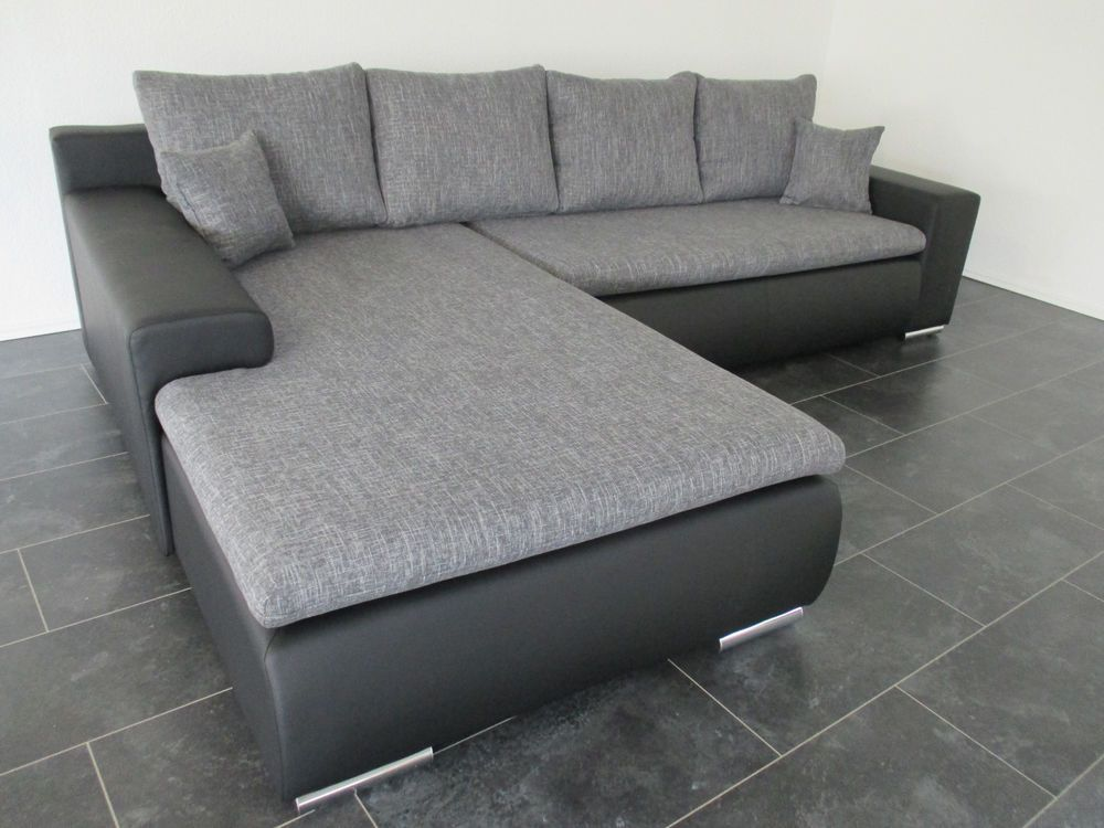 Xmas Aktion Neu Sofa Couch Wohnlandschaft Korpus Lederimitat Neu Ovp Couch Wohnlandschaft Sofa Couch Couch