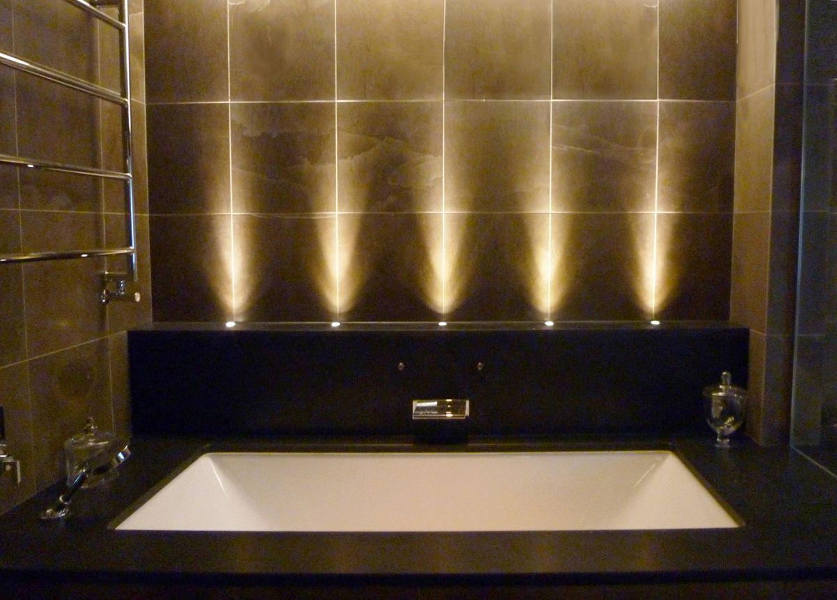 Lighting Basement Washroom Stairs: Lighting Design By John Cullen Lighting
