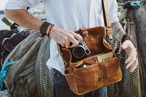 The Bowery Camera Bag Baxtton