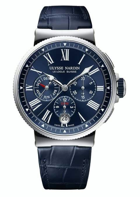 Ulysse Mardin   The Lost Art of Time Pieces.   Chronograph, Watches ... 6b9ca8bebe6