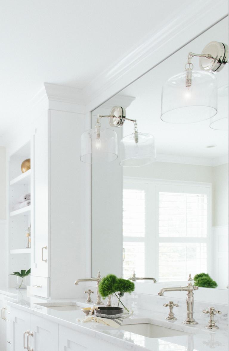 The Katie Build Your Own Fixture Best Bathroom Lighting