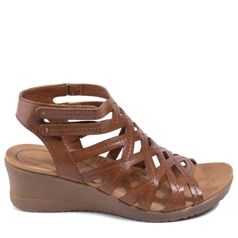 Women's Trella Wedge Sandal in 2019   Products   Brown wedge