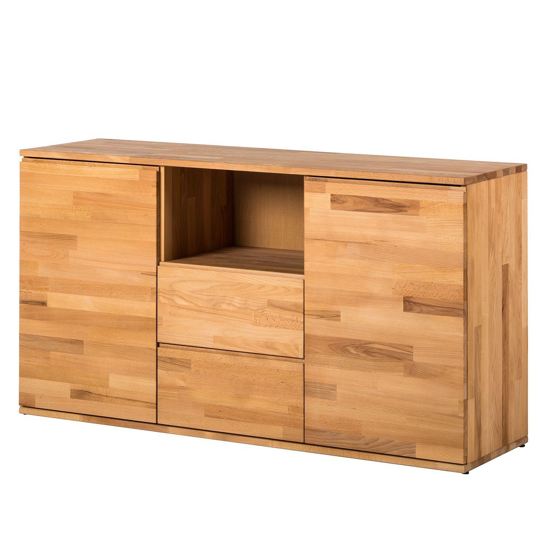 Home24 Angebote Sideboard Stenwood Kernbuche Massiv Ars Natu