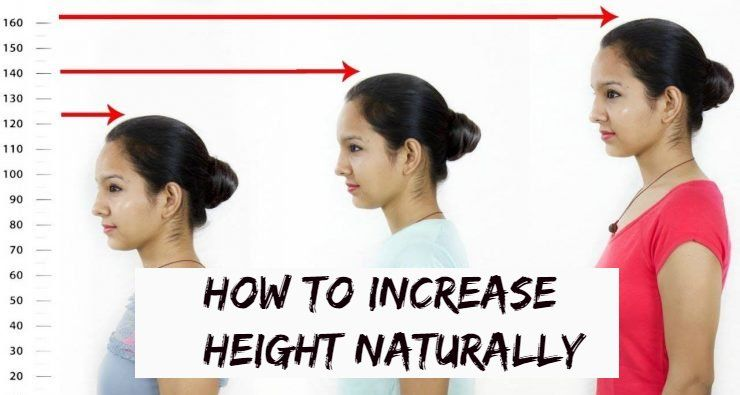 how to increase height after teenage