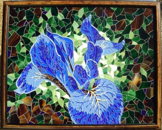 Gl Mosaic Tile Art Gallery Of 02 William J Enslen Jr