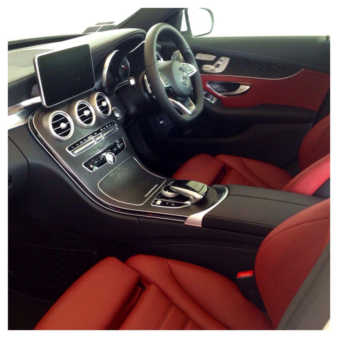 Mercedes C Class C200 Interior Mercedes C 200 Custom Car