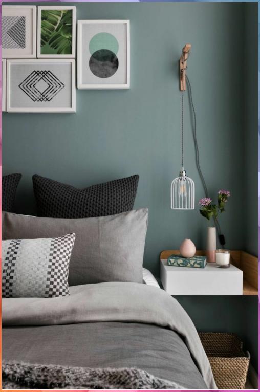 Schlafzimmer Einrichten Ideen Grün