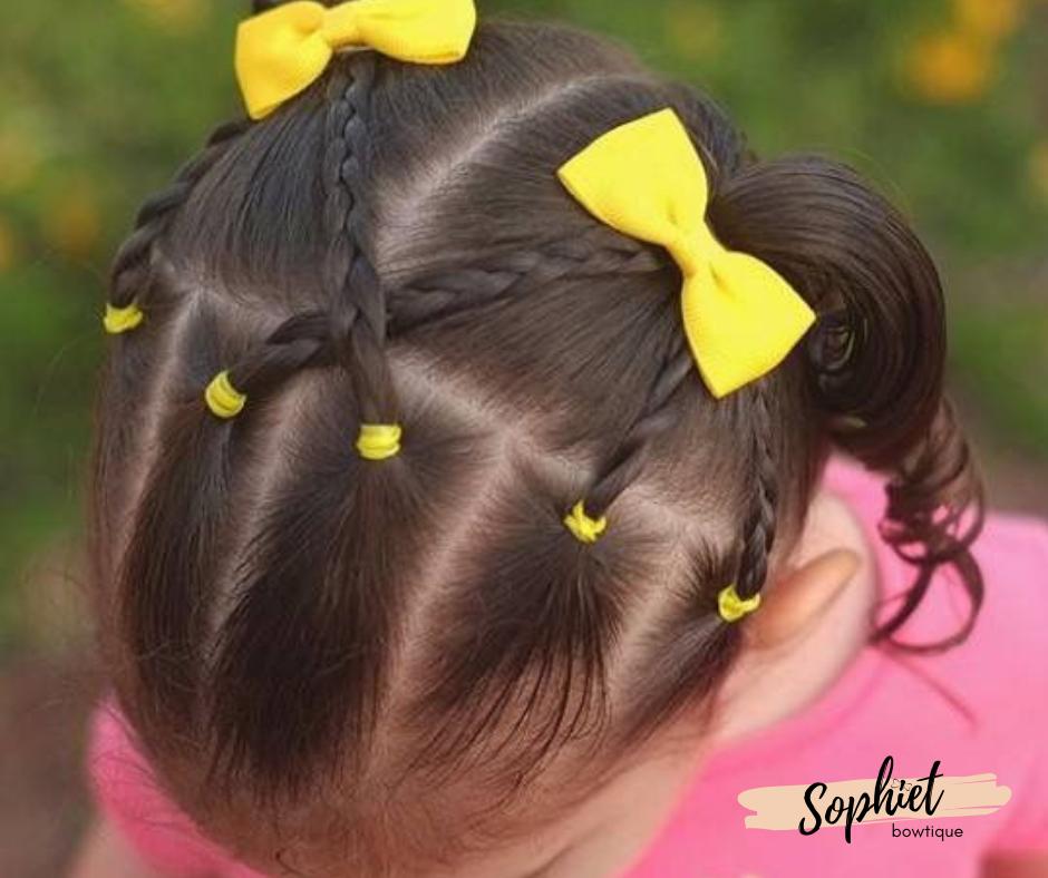Ladybug Peinados De Ninas Faciles Trenzas De Ninas Peinados Infantiles