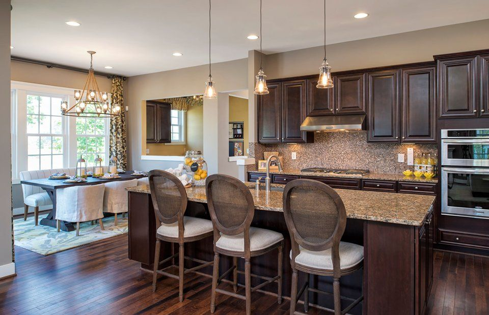 Kingswood New Home Features | Aldie, VA | Pulte Homes New Home Builders |  Willowsford