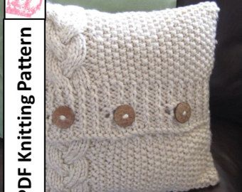 This listing is for a knitting pattern only ***************