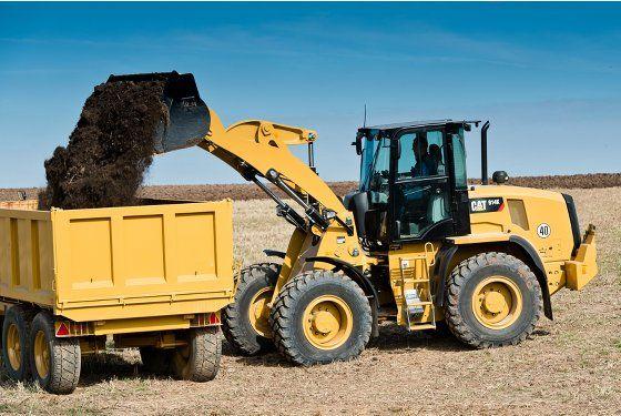 Gough Cat: 914K Compact Wheel Loaders, Compact Wheel Loaders | Heavy
