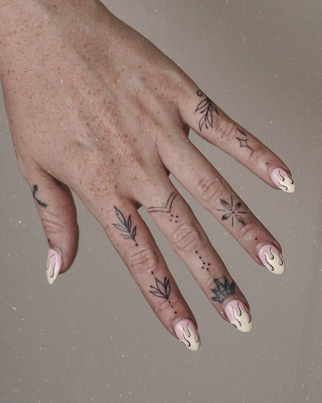 Finger Tattoos 43952 Gee Hawkes On Instagram And Some Drawn On Hand Ornaments For Riotsquadx In 2020 Small Hand Tattoos Hand Tattoos Hand Tattoos For Women