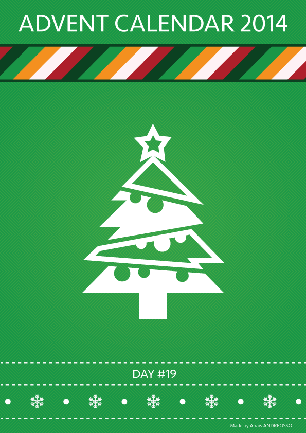 Day 19: Christmas tree