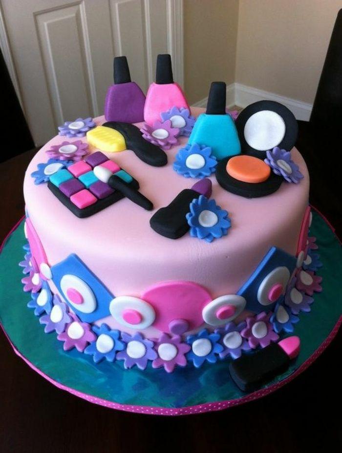 Extrêmement Quel gâteau anniversaire fille choisir? | Cake designs, Cake and  CA23