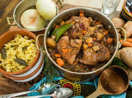 Easy coc au vin recipe hallmark channel coq au vin and tasty easy coc au vin forumfinder Image collections