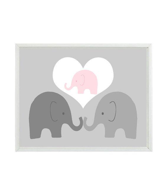 Hey, I found this really awesome Etsy listing at https://www.etsy.com/listing/198080926/elephant-nursery-wall-art-mom-baby-dad