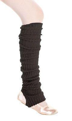 90cm Long Dance Ballet Leg Warmers Halloween Fancy Dress All Colours By Katz