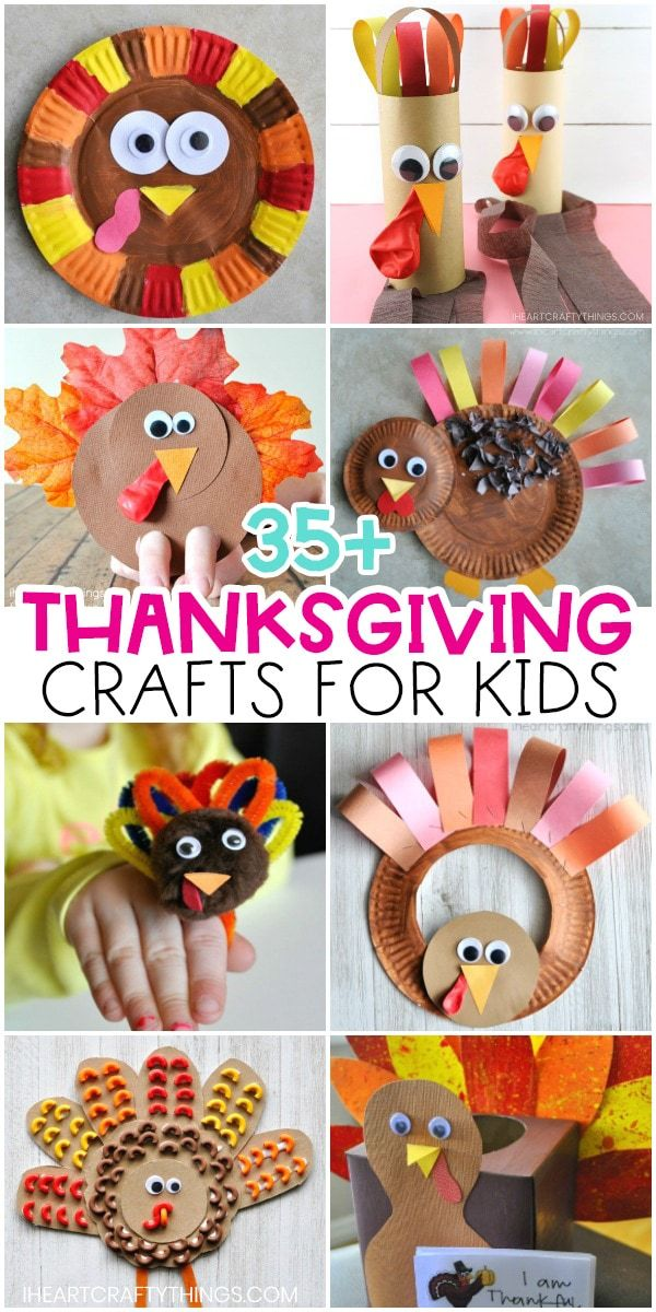 Thanksgiving Crafts for Kids