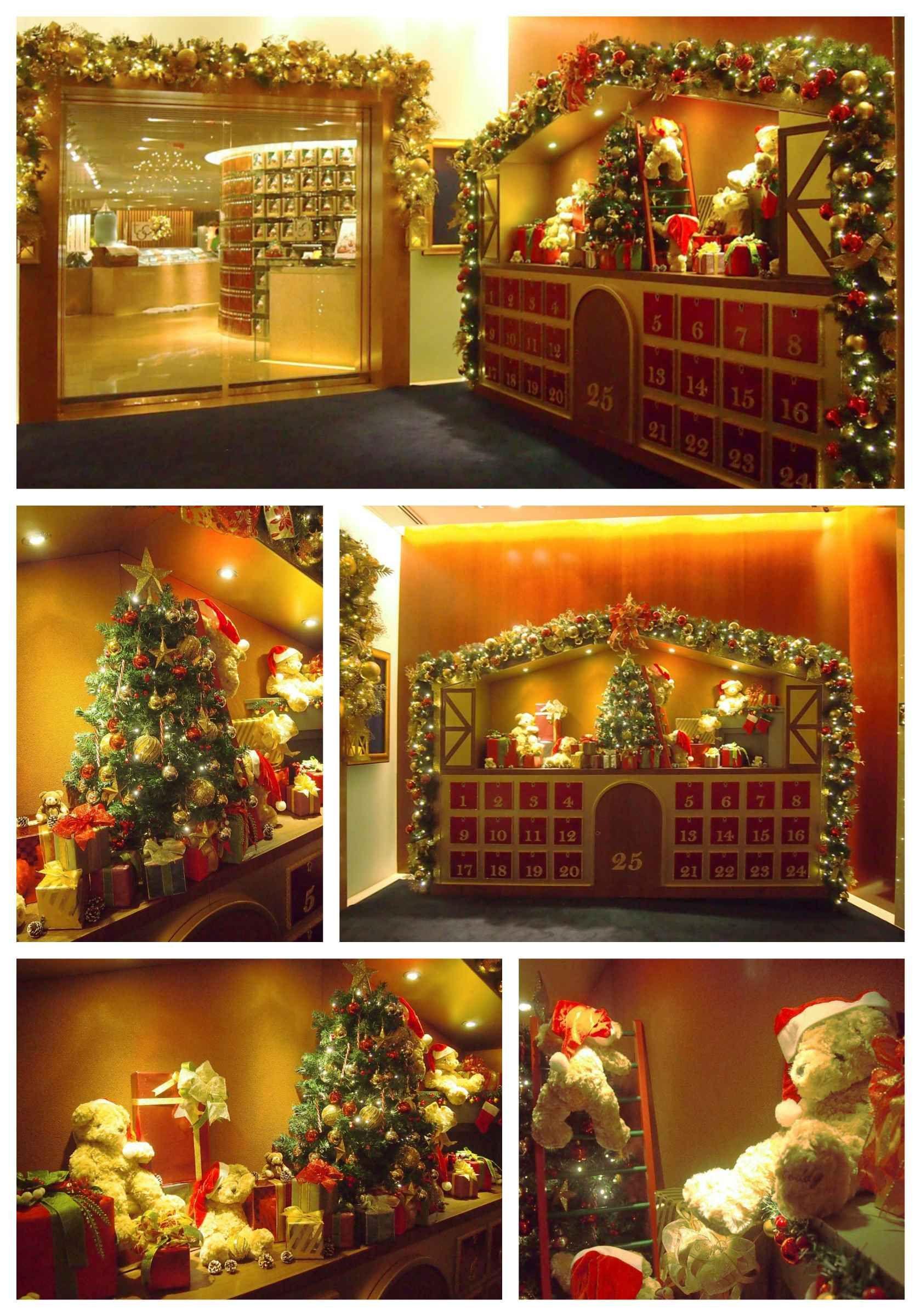 Island Shangri La Hong Kong Christmas Decoration Christmas Decorations Christmas Holiday Decor