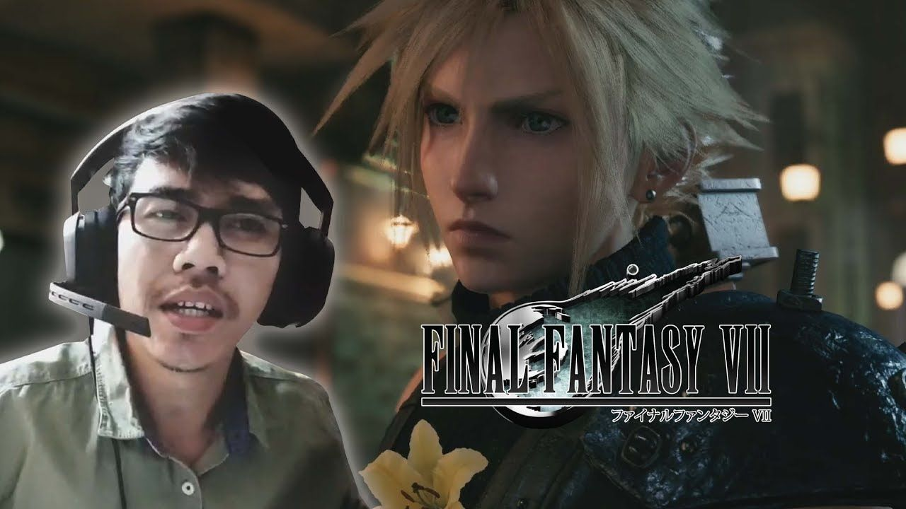 Final Fantasy VII Remake Official Release Date Gameplay