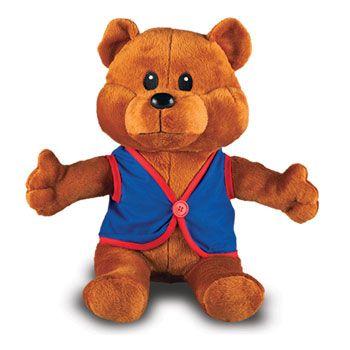 Awana Cubbie Bear Stuffed Toy