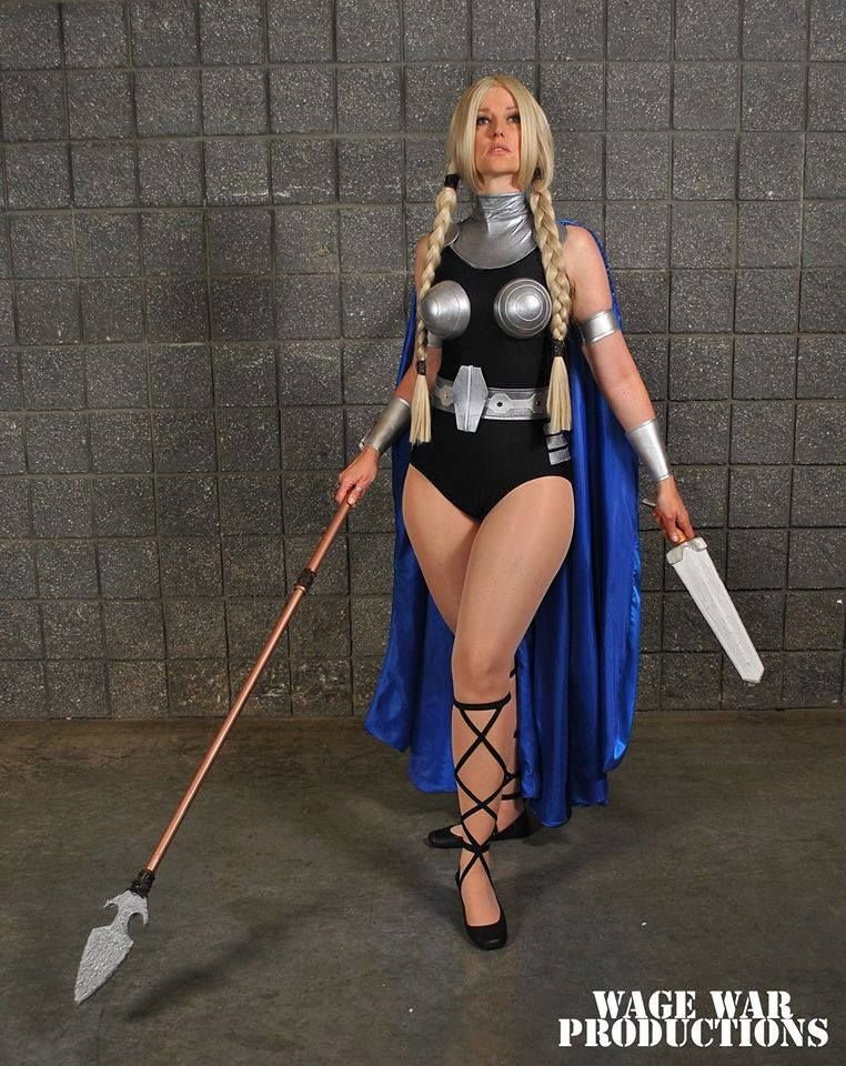 valkyrie marvel costume - photo #17
