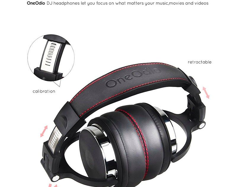 Best Seller Oneodio Foldable Over Ear Wired Headphone For Phone Computer Professional Studio Pro Monitors Music Dj Headset Gaming Gaming Earphones Best Gaming Headset Headset