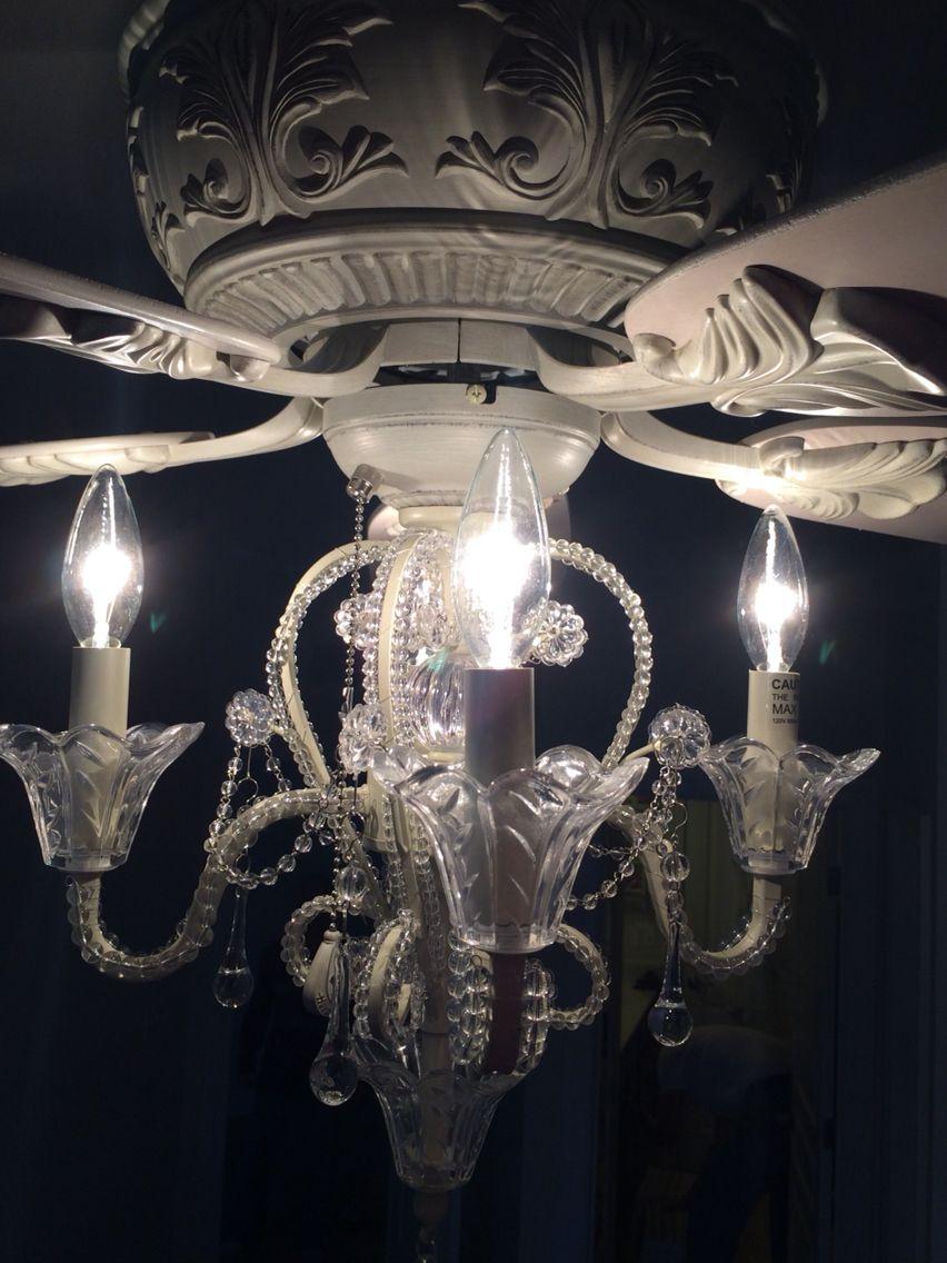 Lamps Plus Ceiling Fan Chandelier Light Kit