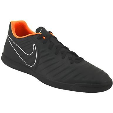 698546a46 Nike Tiempo Legend 7 Clubic Indoor Soccer Shoes - Mens Black
