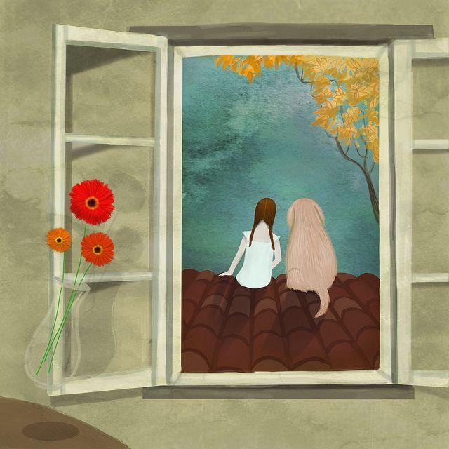 La Casa De Los Espiritus Ilustraciones Exposiciones Casas