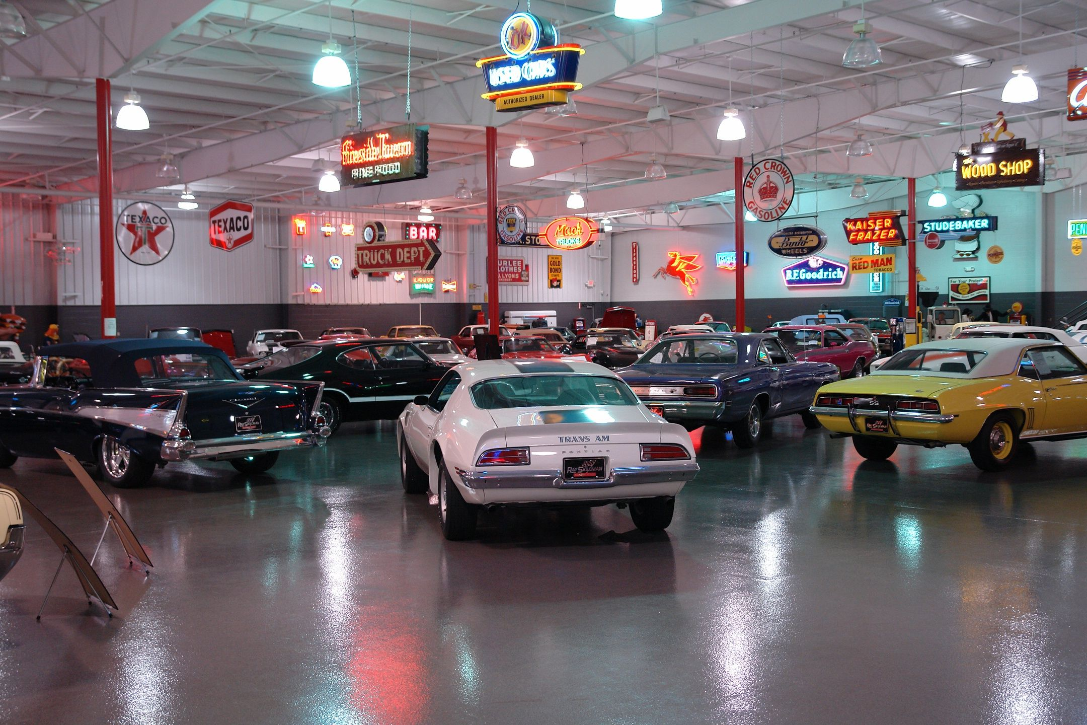 Dealer | Ray Skillman Collector Car Sales | Classic and Vintage Cars ...