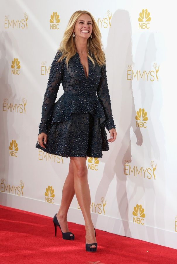 The best look at #Emmys <3 #redcarpet