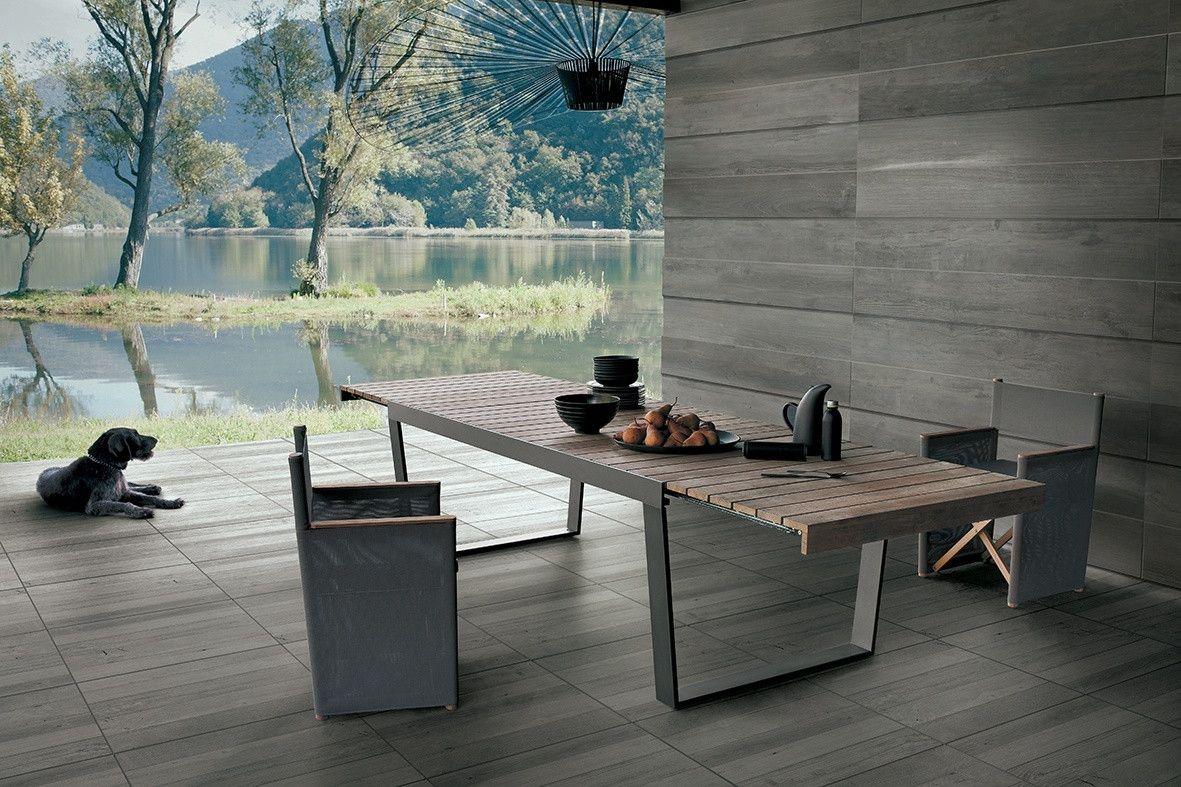Kronos #wood side kauri doga 60x60 cm 6522 #feinsteinzeug