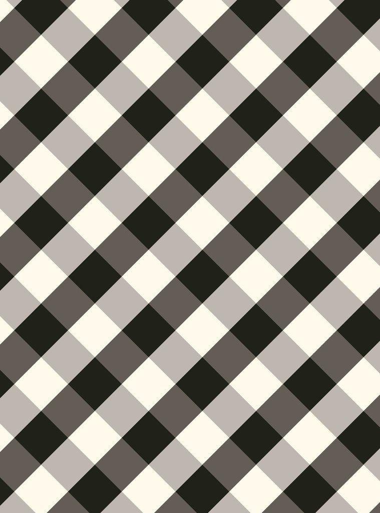 Pin By Melinda Elliott On Buffalo Plaid Black And White Background Iphone Wallpaper Pattern Wallpaper