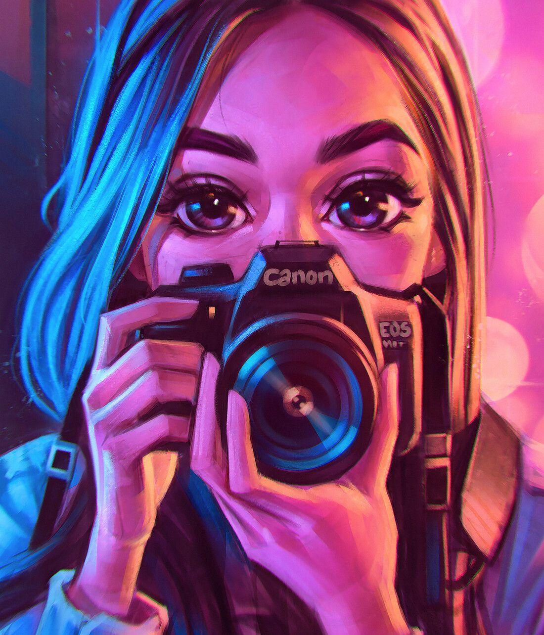 Lights, Camera, Action 📸, Angel Ganev