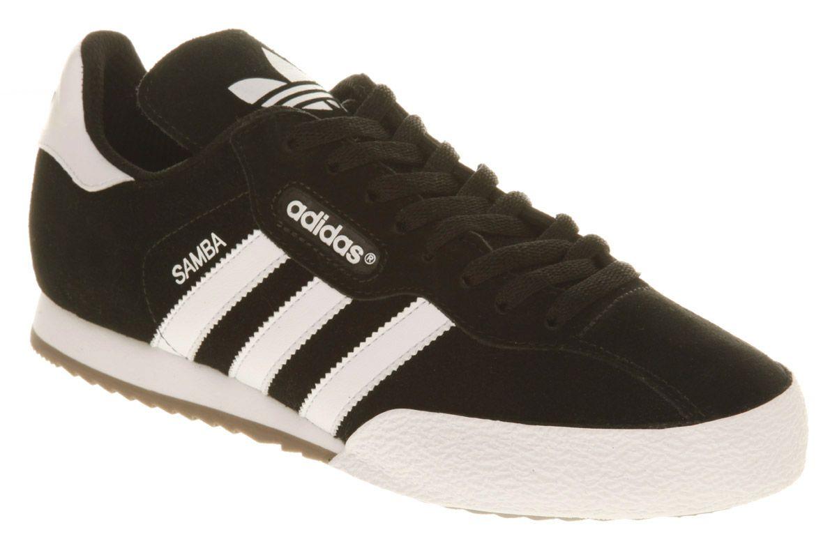 Adidas Samba negro Suede barato > mayor off61% el mayor > catalogo de descuentos 96dde9