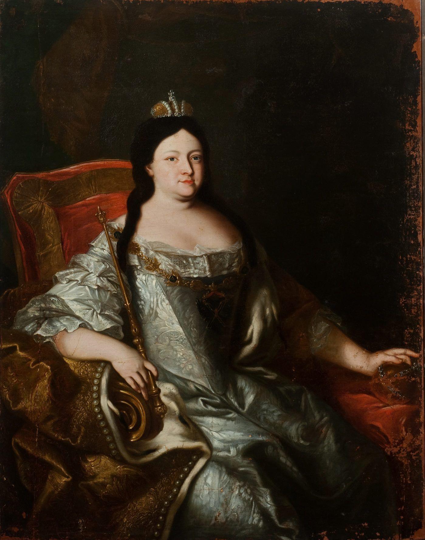 Resultado de imagem para ana ivanova imperatriz