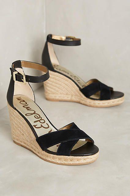 5fcc6ce212b2 Sam Edelman Brenda Wedges | Thuy's StitchFix | Shoes, Shoes heels ...