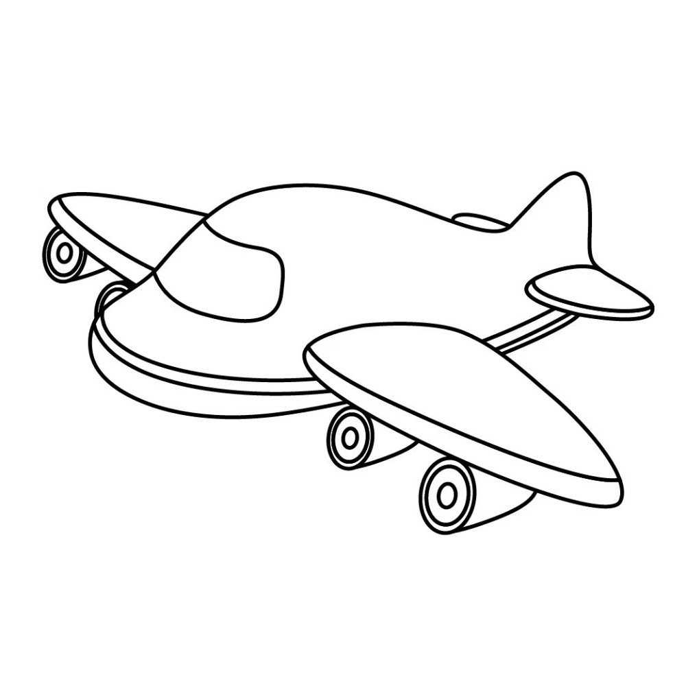 Free Coloring Pages Cardboard And Duct Tape Coloring Book Pages Coloring Books Airplane Coloring Pages